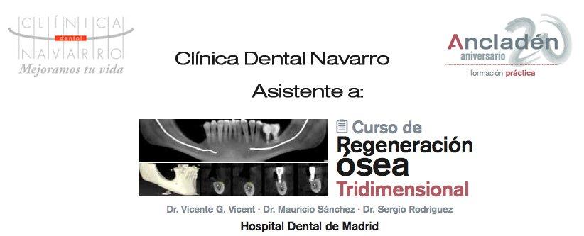 clinica dental navarro regeneración osea