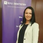 Dra Andreea Cosic participa en cursos internaciones de periodoncia e implantología avanzada