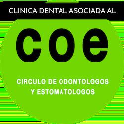 clínica dental asociada al coe