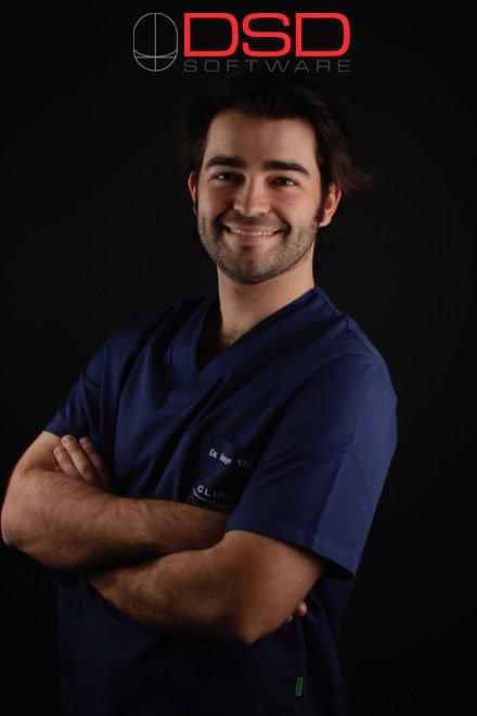 dentista en Madrid Jorge Valdes de Clínica Dental Navarro
