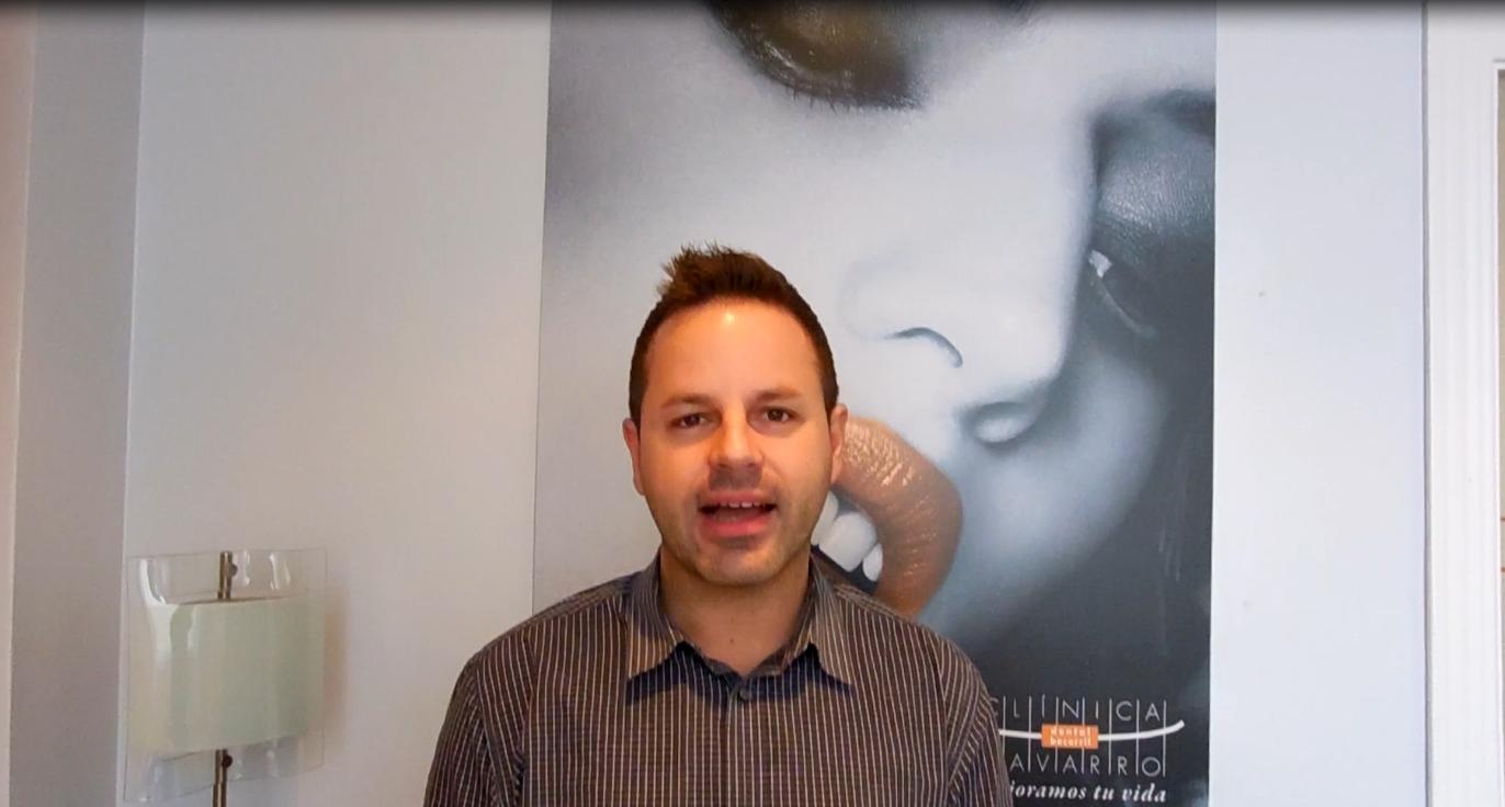 Cesar cruces opina sobre nuestra clínica