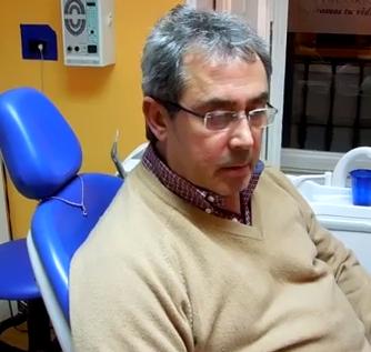 Jose Arcas Paciente de nuestra clínica dental