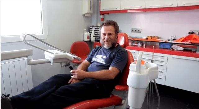 testimonio sobre dentistas en madrid