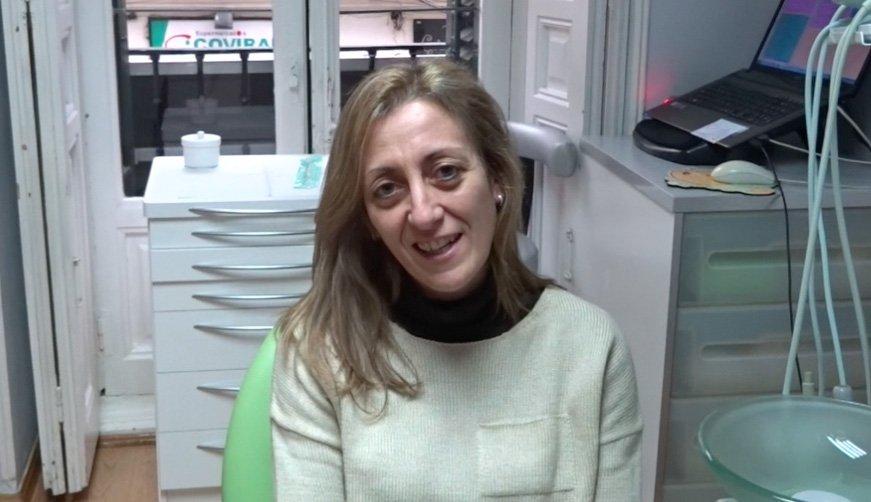 opinión de Inma Ugarte sobre Clínica Dental Navarro Madrid