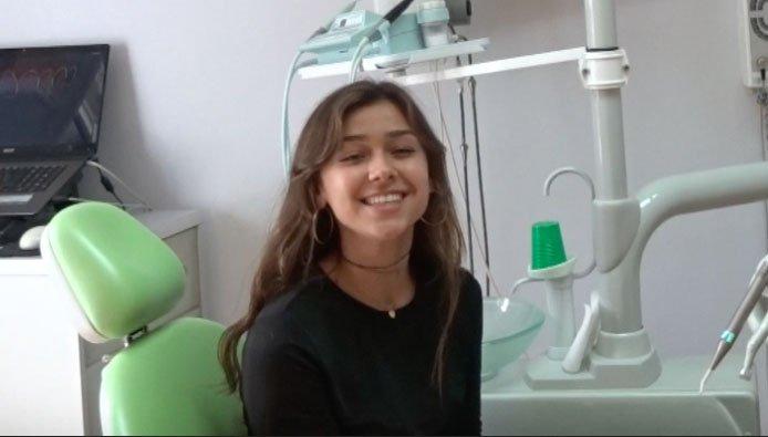 testimonio María para Clínica Dental Navarro Madrid