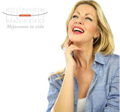 foto de la paciente Patricia de Clínica Dental Navarro Madrid