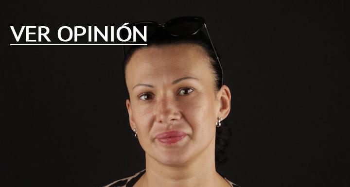 opinión Mayra sobre implantes dentales